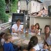 Il Pranzo all'Osteria 07-10-07 Il Pranzo all'Osteria 07-10-07 Sciarradi Gianni e Famiglia