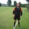 Ritorno Play-off Ritorno Play-off Saracini Giacomo, autore di un gol