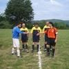 Ritorno Play-off Ritorno Play-off I due capitani a centrocampo