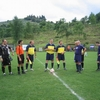 Finale Play-off Finale Play-off I due capitani a centrocampo