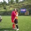 Finale Play-off Finale Play-off Festa Finale, Melani D. abbraccia Valentini S.
