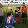 Finale Play-off Finale Play-off Sereto ritira il premio Sciarradi G.