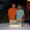Rinfresco all'Ardenza 29-06-08 Rinfresco all'Ardenza 29-06-08 Il Presidente e il Mister