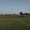 3a Gara Sereto-Sicilia 3a Gara Sereto-Sicilia Le due squadre a centrocampo