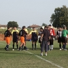 3a Gara Sereto-Sicilia 3a Gara Sereto-Sicilia Le due squadre si scambiano i saluti